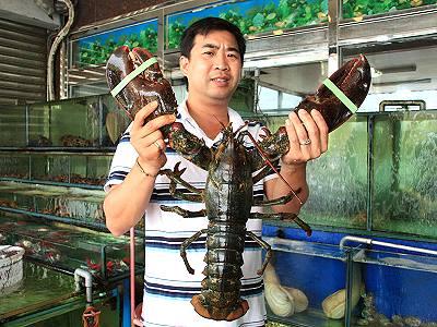 王功漁港.樹活海產餐廳